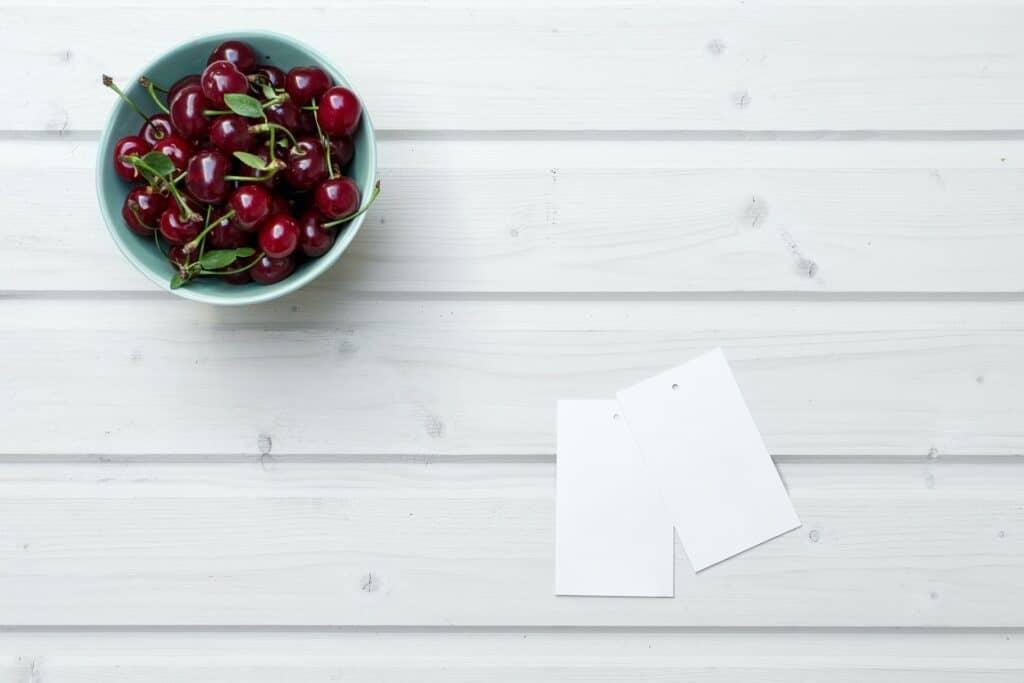 How to Freeze Cherries