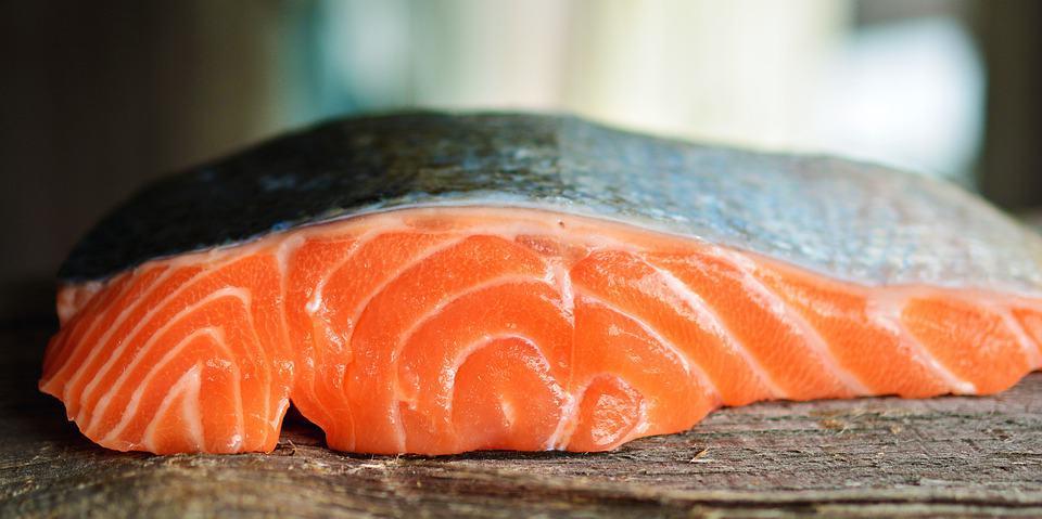 Canning Salmon Ingredients